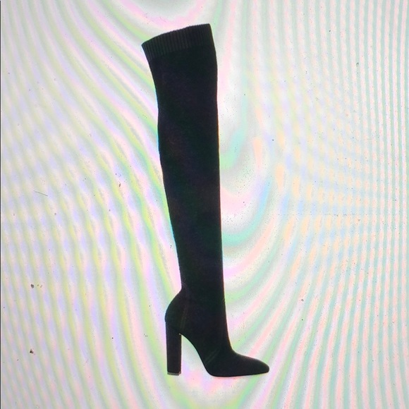 a466bc261d8 Gianvito Rossi ISA CUISSARD Thigh High Boot